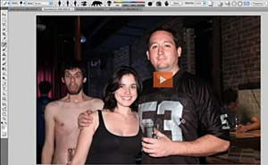 The Photobomb tool. Från Collegehumor.com