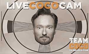 24 timmar med Conan O'Brien. Bild från video
