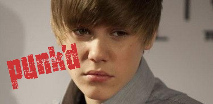 Punk'd med Justin Bieber? Montage (foto: jake.auzzie/flickr)
