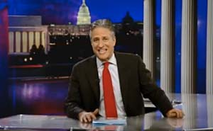 Jon Stewart i Washington D.C. Bild från video